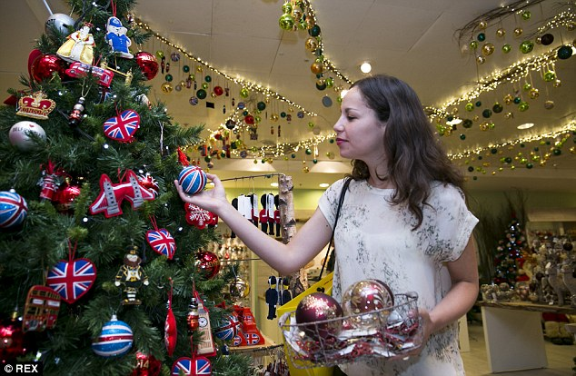The 142 days of Christmas: SelfridgesThis Is Retail | Brought to you ...