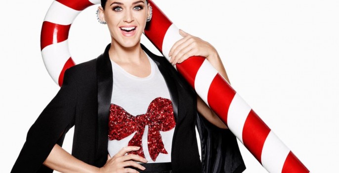katy perry teams up with hm to release christmas music video - Hm Christmas