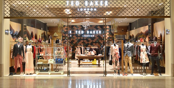 Ted Baker Launches In Store Stylists for Online ShoppersThis