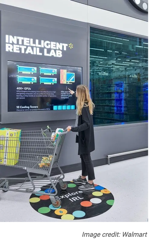 Walmart_Intelligent_Retail_Lab