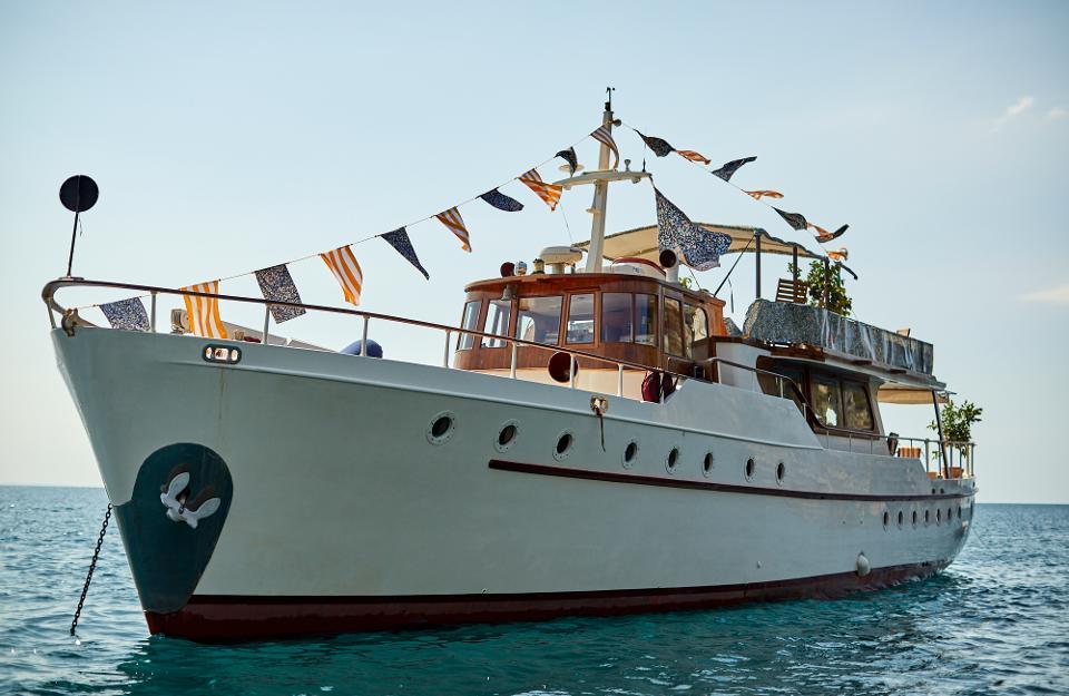 Matchesfashion.com yacht