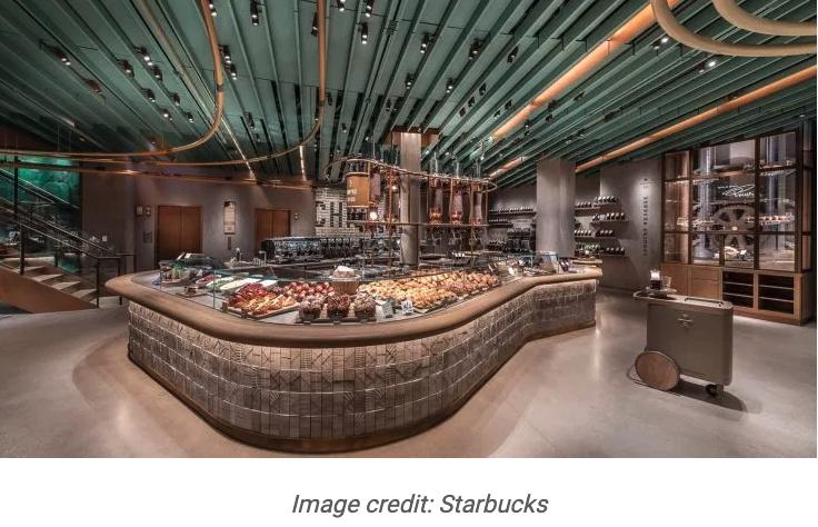 Starbucks Reserve Roastery (Chicago)