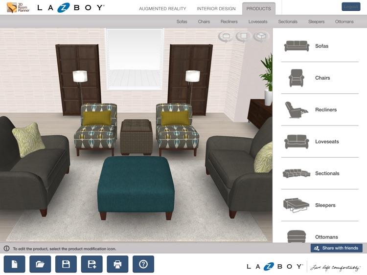 LA_Z_Boy_3D planner