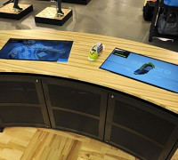 Adidas Opens Interactive Theme Store